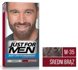 Just For Men  – średni brąz żel koloryzujący do brody, wąsów, baków