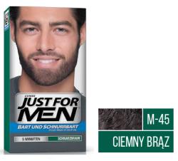 Just For Men – ciemny brąz żel koloryzujący do brody, wąsów, baków